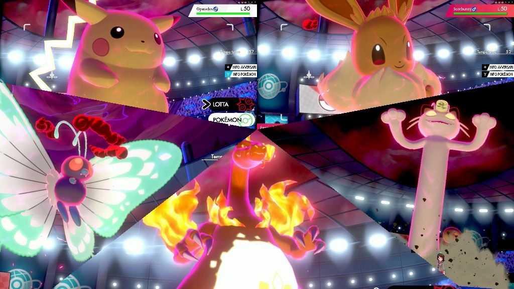 Pokémon Spada e Scudo: come ottenere Charmander e Charizard Gigamax