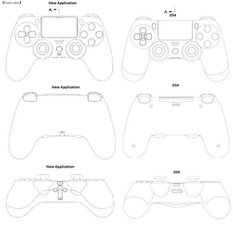 PlayStation 5: il nuovo controller mostrato da un brevetto