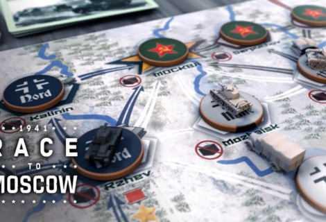 Pendragon localizzerà 1941: Race to Moscow