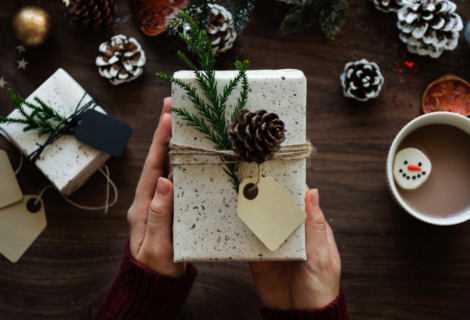 Nipoti di Babbo Natale: il web che abbatte le distanze temporali