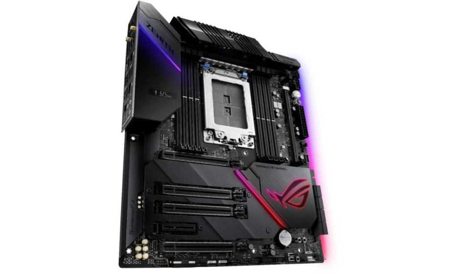 Tutte le nuove schede madri ASUS basate su chipset TRX40