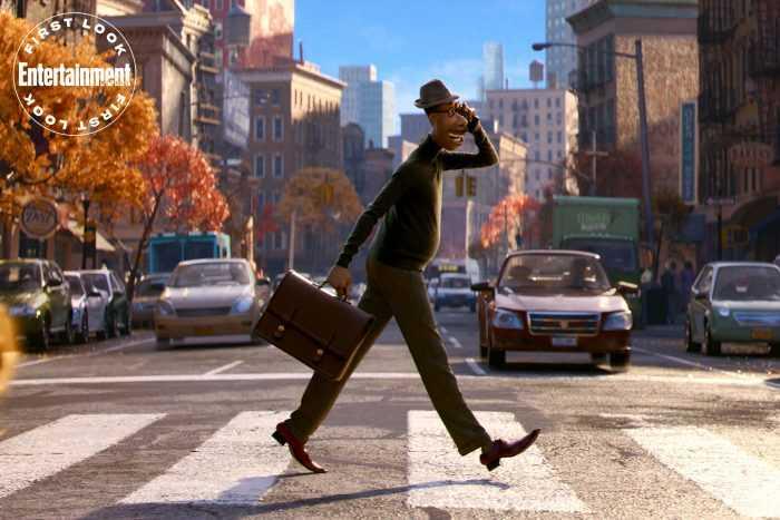 Soul, Pixar mostra la prima immagine ufficiale