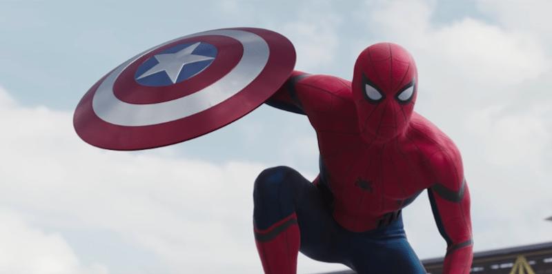 Disney+ non includerà i film di Spider Man