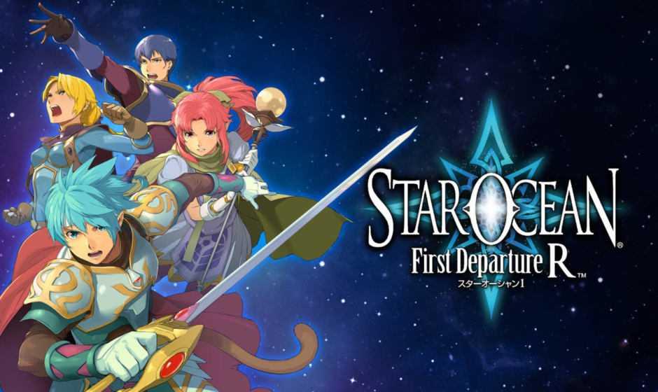 STAR OCEAN First Departure R: ecco il trailer di lancio