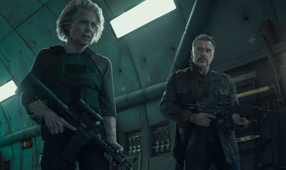 Terminator - Destino Oscuro, bandiera bianca al box office