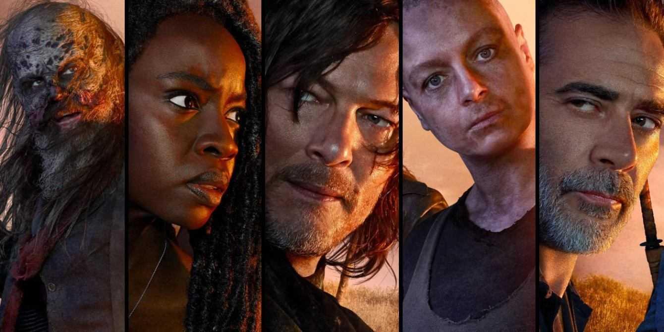The Walking Dead 10: Norman Reedus sul finale di stagione