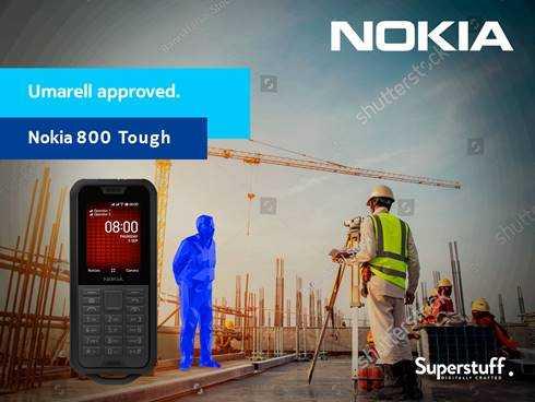 Nokia 800 Tough: gli assistenti adesso sono gli Umarell
