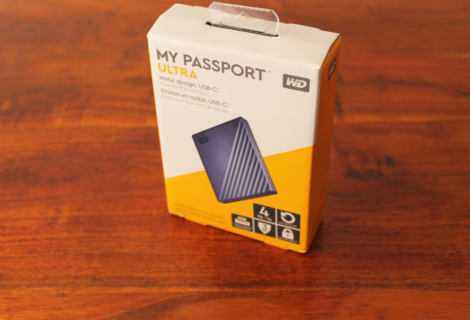 Recensione WD My Passport Ultra: sicurezza ed efficienza