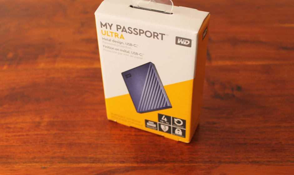 Recensione WD My Passport Ultra: sicurezza ed efficienza