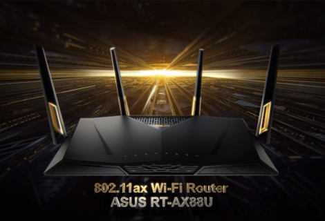 ASUS RT-AX88U: Wi-Fi Alliance certifica il router Wi-Fi 6