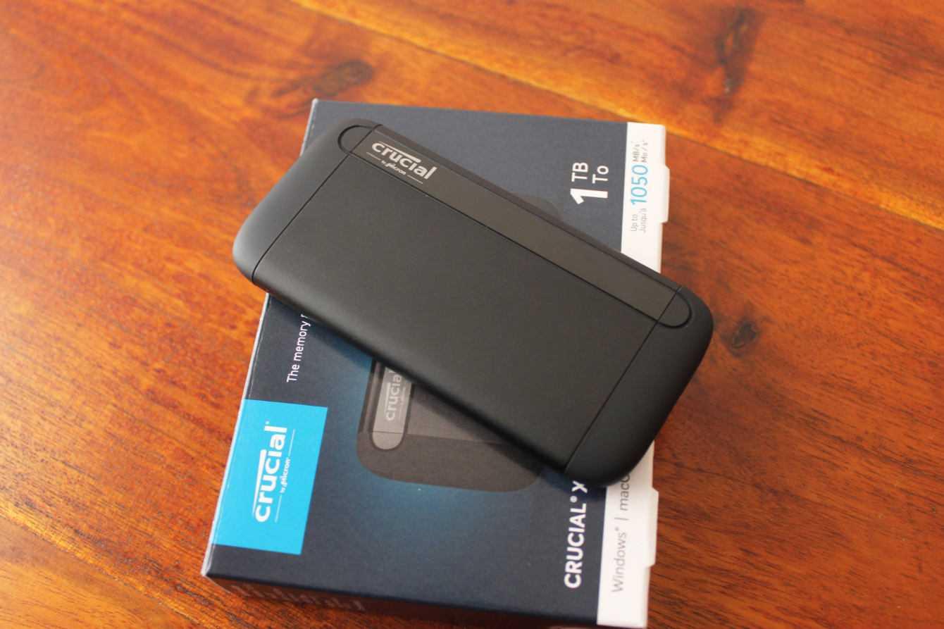 Recensione SSD Crucial X8: super velocità in lettura!