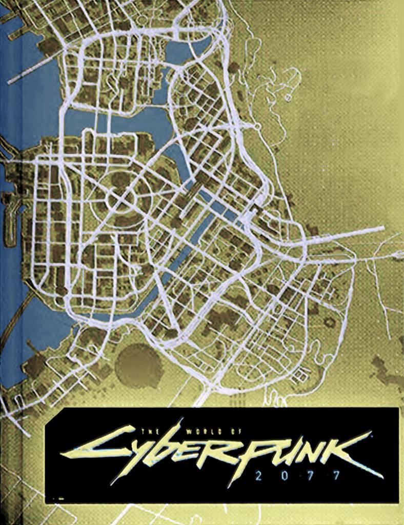 Cyberpunk 2077: ecco un primo sguardo alla mappa