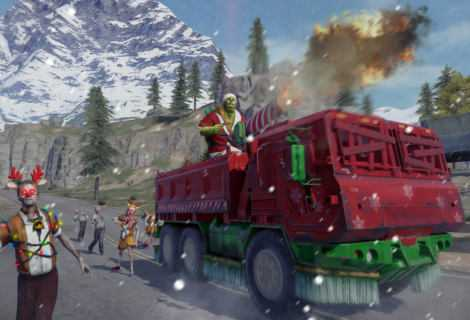 Call of Duty: Mobile, un carro allegorico per l'Holiday Festival