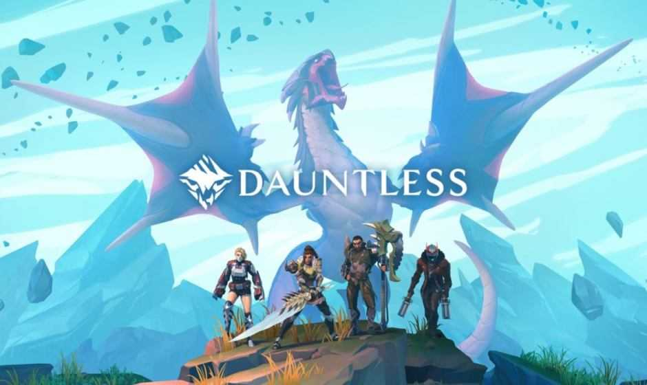 Dauntless: disponibile da oggi su Nintendo Switch