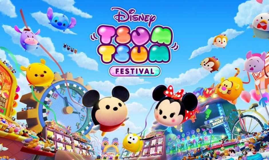 Disney Tsum Tsum Festival: ecco Elsa, Anna e Olaf di Frozen 2