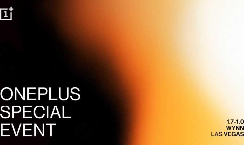 OnePlus annuncia un evento speciale al CES 2020