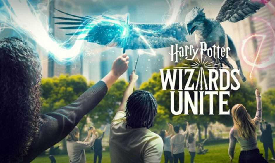 Ecco l'evento di Natale per Harry Potter: Wizards Unite!