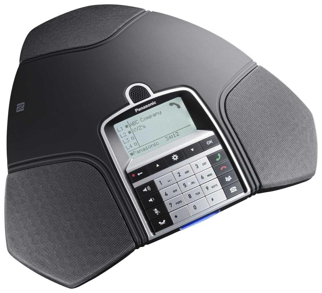 Panasonic annuncia KX-HDV800, il nuovo telefono IP