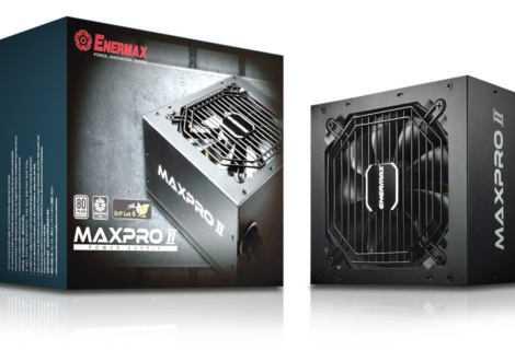 Enermax MAXPRO II: la nuova serie di PSU