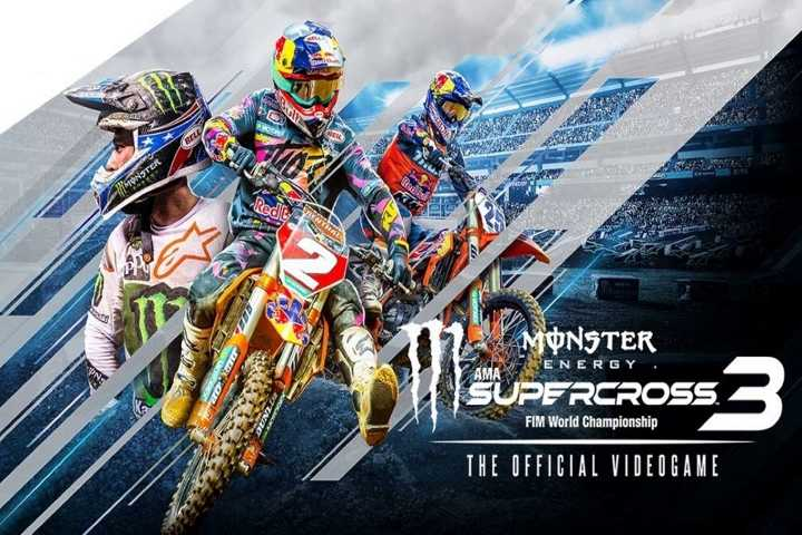 Monster Energy Supercross 3: mostrata in video la fisica