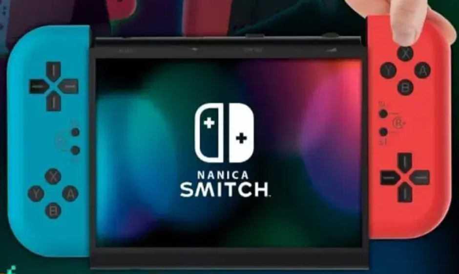 Nanica Smitch: il futuro è in un clone di Nintendo Switch