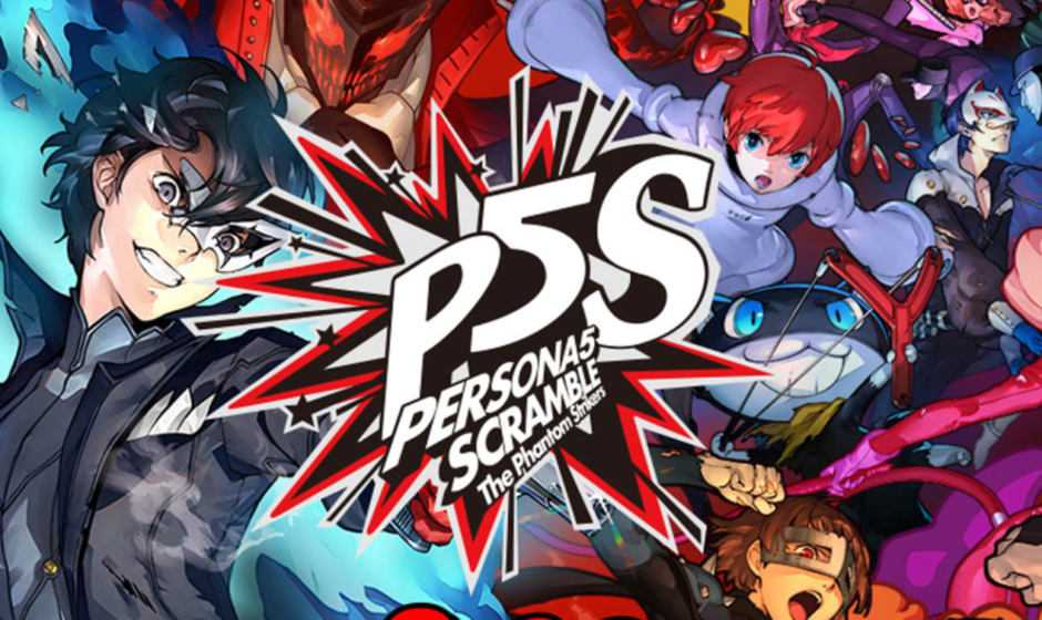 Persona 5 Scramble: The Phantom Strikers, SEGA deposita un nuovo marchio