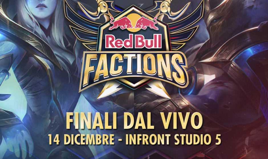 Acer Predator sarà protagonista del Red Bull Faction