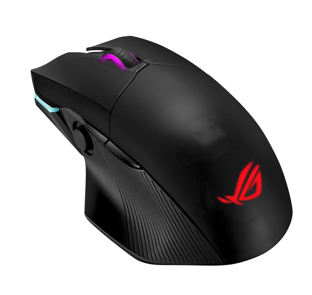 Asus ROG presenta il Chakram:  il mouse con joystick integrato