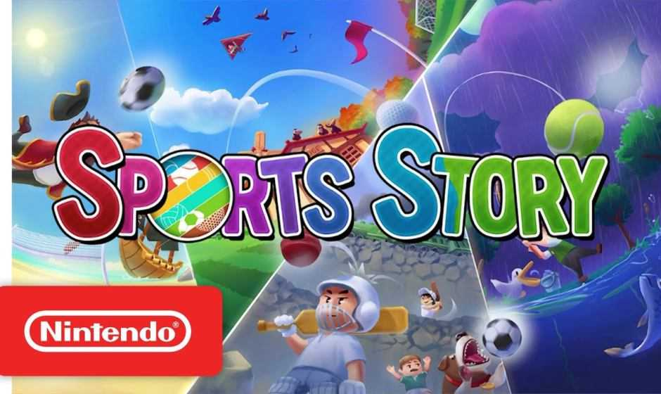Sports Story: annunciato con trailer per Nintendo Switch