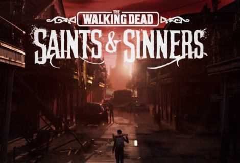 The Walking Dead: Saints & Sinners ora disponibile