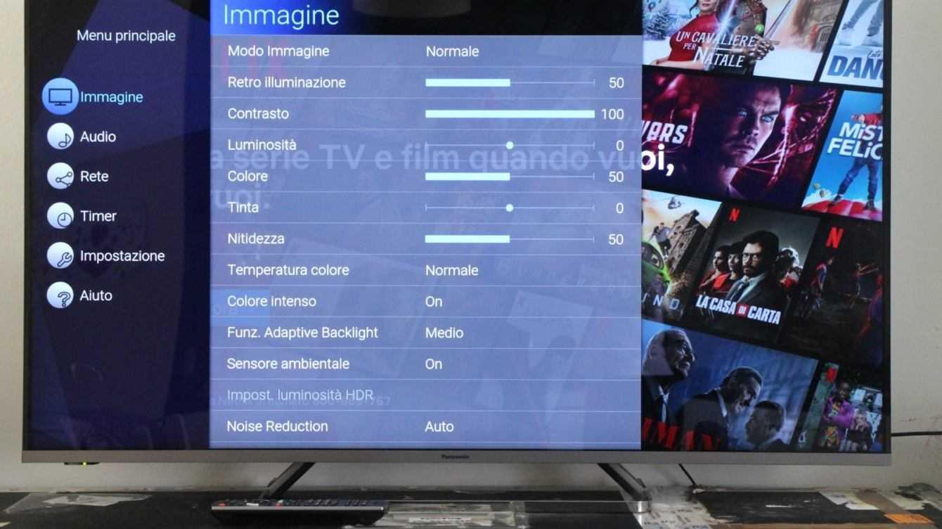 Recensione Panasonic TX-50GX810: TV LED e 4K, ottimo ma non perfetto