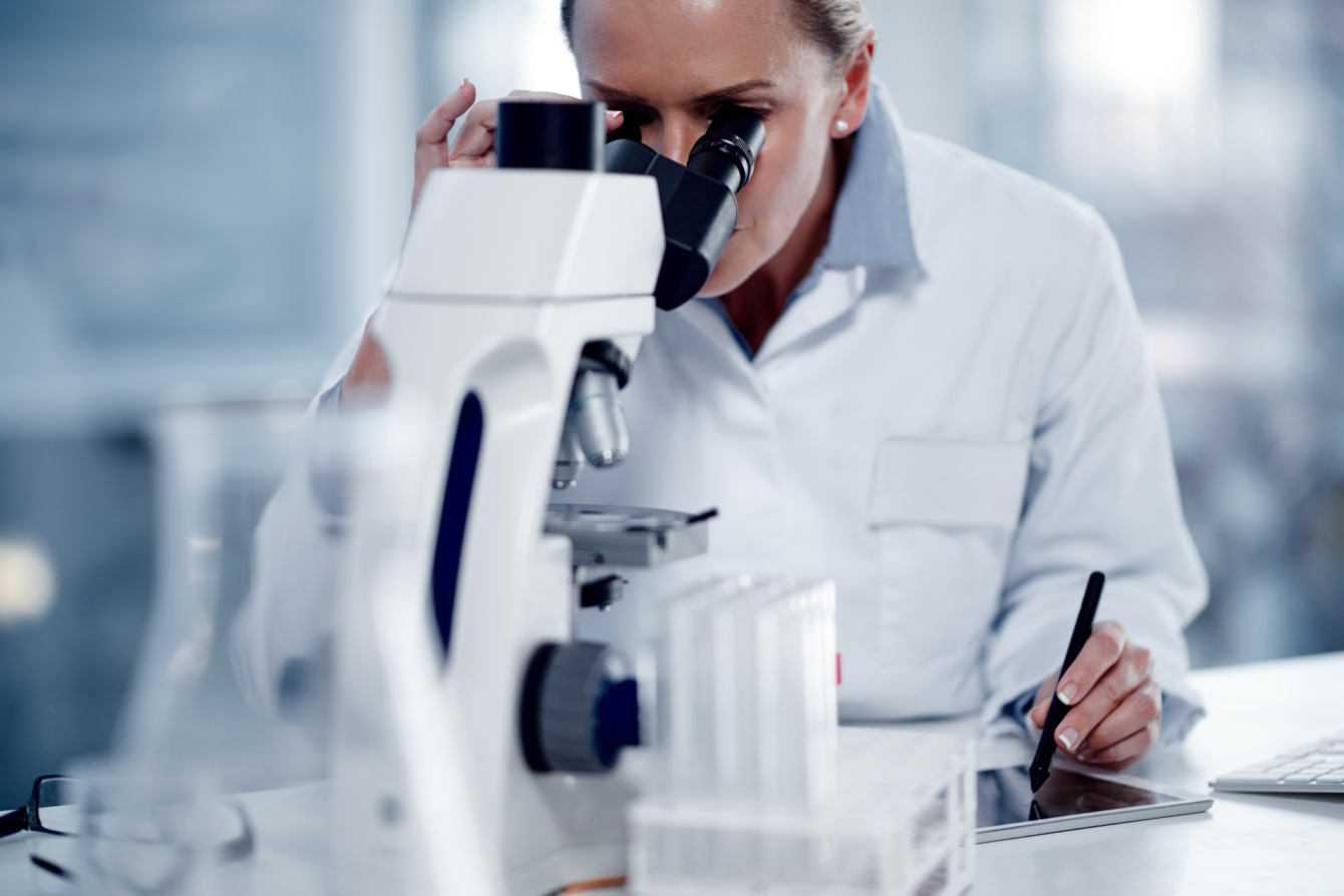 ll supermicroscopio più potente di sempre è stato acceso