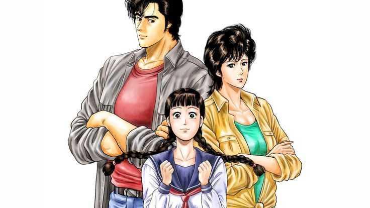 City Hunter Rebirth: il ritorno in Italia di Ryo Saeba