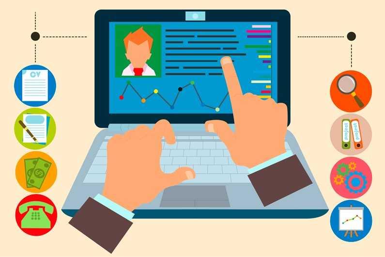 Fare un CV online nell'era 4.0