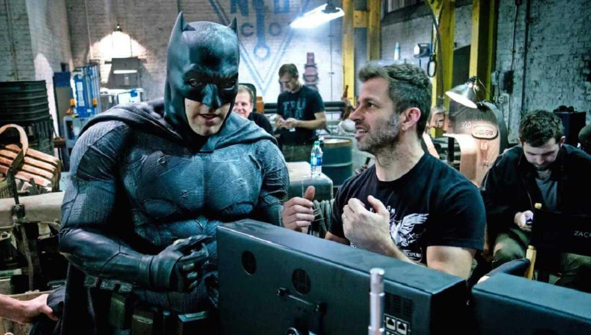 Nei piani di Snyder era prevista la morte di Batman