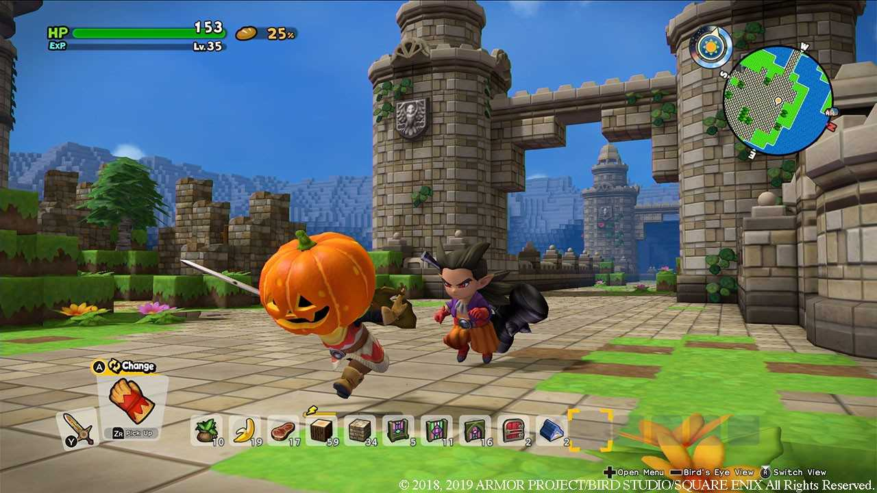 Dragon Quest Builders 2: eccolo finalmente su PC!