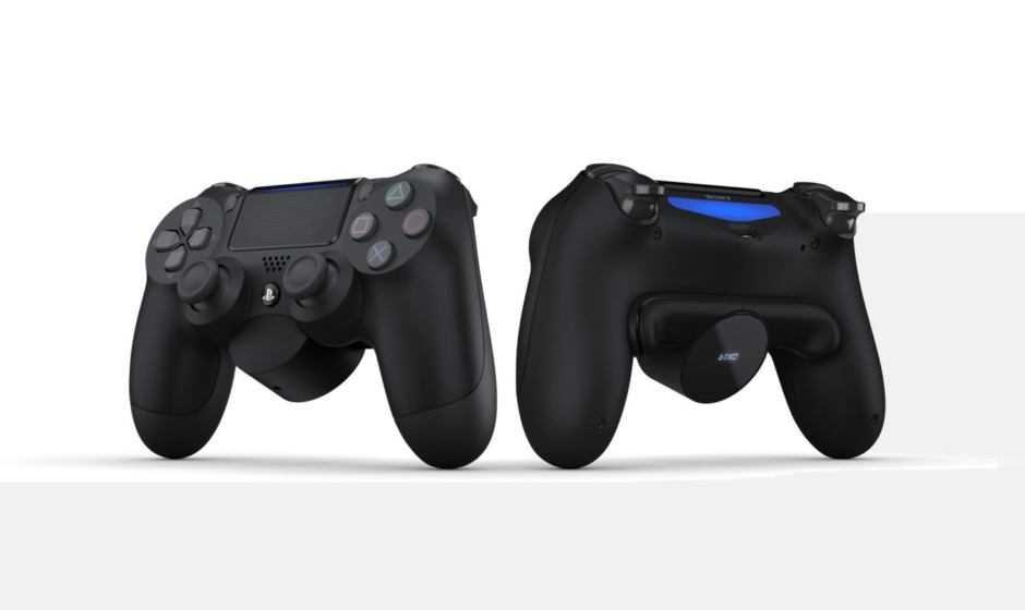 PlayStation: annunciata una nuova periferica per il DualShock 4!