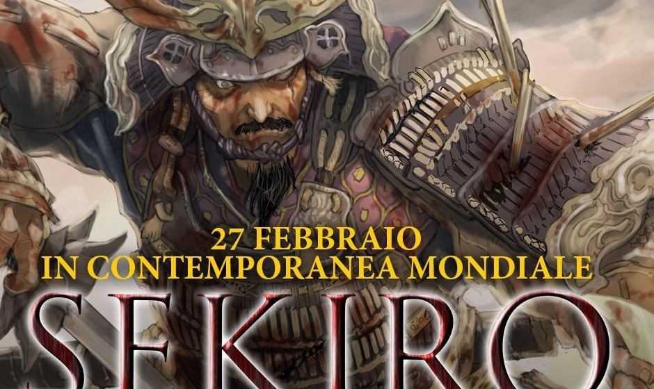 Il manga di Sekiro: Shadows Die Twice arriva in Italia