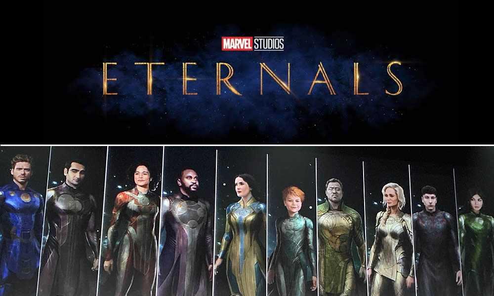 Feige svela nuovi dettagli su Eternals e sul multiverso Marvel