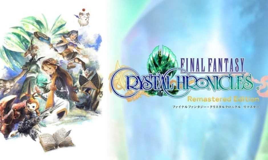 Final Fantasy Crystal Chronicles Remastered è stato rinviato