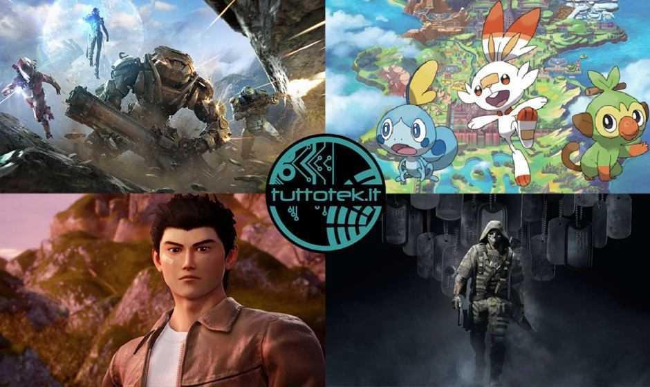 Flop 10: ecco i giochi più deludenti del 2019 secondo tuttoteK