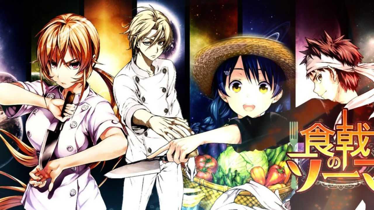 Food Wars! Shokugeki no Soma: imminenti novità sulla serie