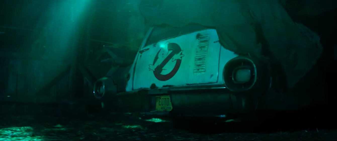Ghostbusters: Legacy, è online il trailer del nuovo film