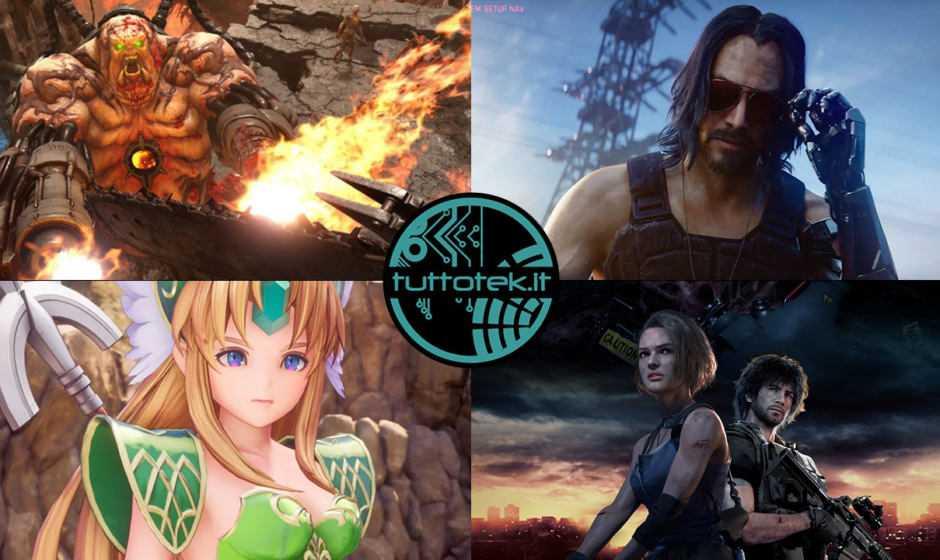 I giochi più attesi in uscita nel 2020 per PC, PS4, Xbox One e Switch