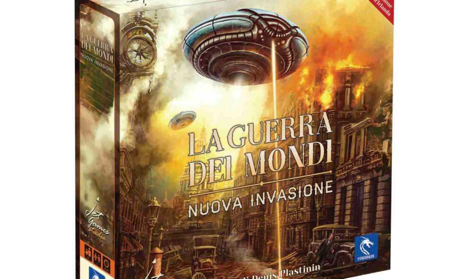 La Guerra dei Mondi: Nuova Invasione in Italia grazie a Pendragon