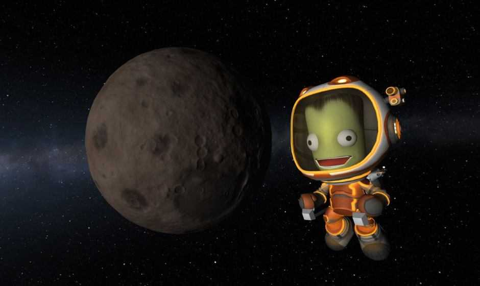 Kerbal Space Program: Breaking Ground disponibile su console