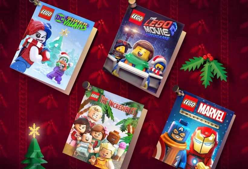 Lego Games Collection: giocare con i Lego per Natale