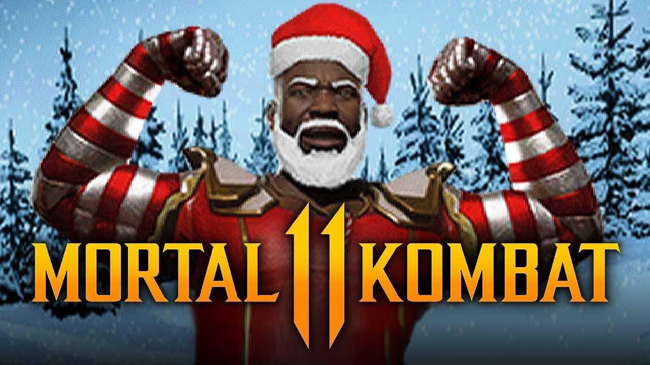 Mortal Kombat 11: nuovi eventi in-game a tema Natale