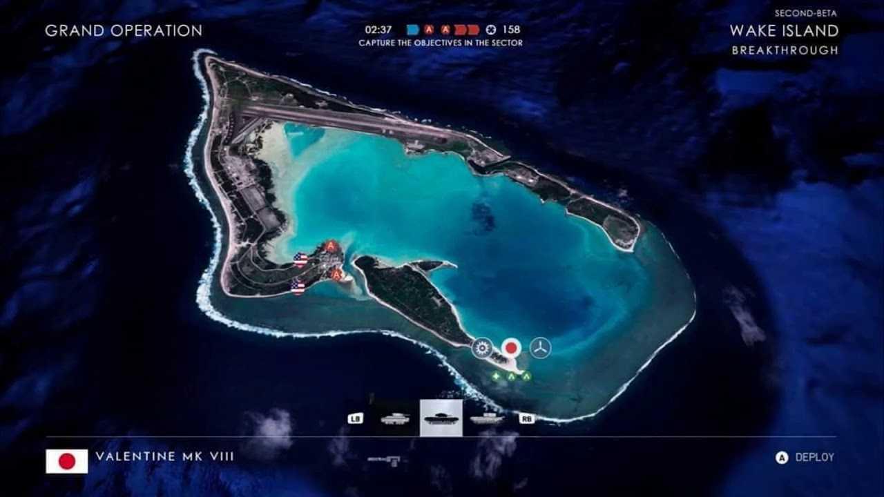 Online il trailer della mappa Wake Island di Battlefield V