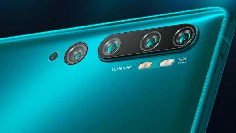 Xiaomi Mi Note 10 Pro arriva ufficialmente in Italia